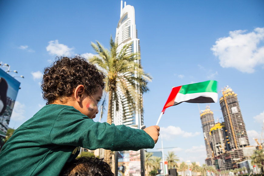 12 Baby Names Inspired By the UAE